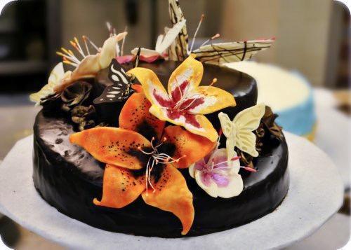 Gloria cake
